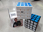 Кубик Рубика 4x4x4 Qiyi Cube в черном пластике, фото 4