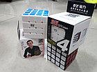 Кубик Рубика 4x4x4 Qiyi Cube в черном пластике, фото 2