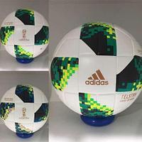 Мяч футбольный Adidas Telstar Russia 2018