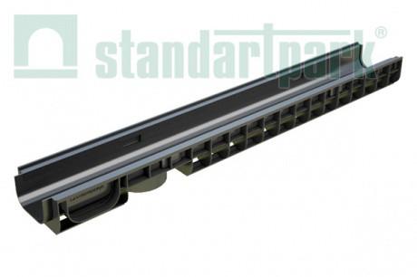Standartpark 8010 лоток водоотводный 1000х145х80 мм