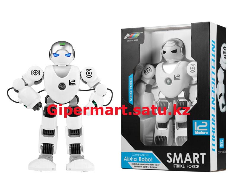 Робот р/у Alpha Robot smart strike force 12 modern