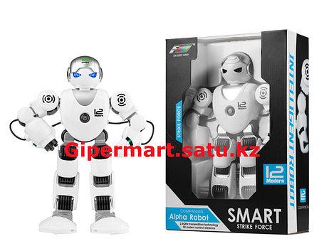Робот р/у Alpha Robot smart strike force 12 modern , фото 2