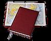 Ежедневник не датированный | Туксон | бордовый, фото 2