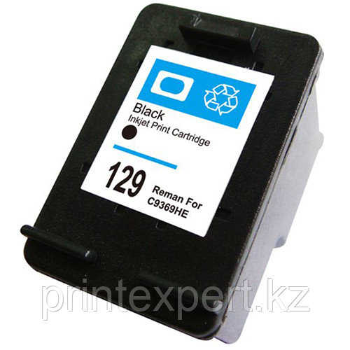 Картридж HP C9364HE Black Inkjet Print Cartridge №129, 11ml,