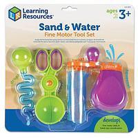 Развивающий набор «Вода и Песок» Learning Resources, фото 1