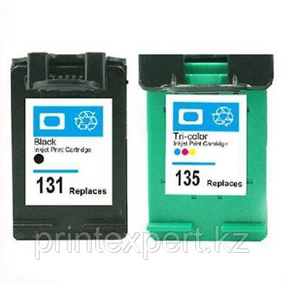 Картридж HP C8765HE Black Inkjet Print Cartridge №131, 11ml,