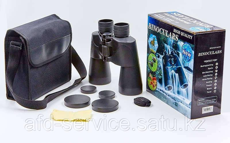 Бинокль COMET 20х50DPSI (пластик, стекло, PVC-чехол), (AX6, 8х40-точ) - фото 2