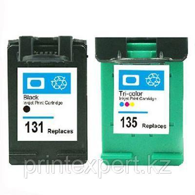 Картридж HP C8766HE Tri-color Inkjet Print Cartridge №135, 7ml,, фото 2