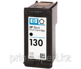 Картридж HP C8767HE Black Inkjet Print Cartridge №130, 21ml,