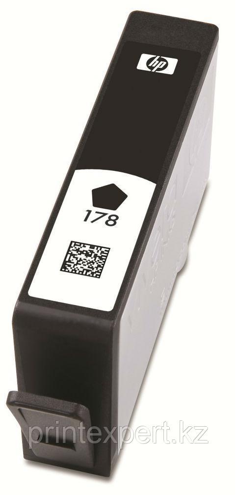 Картридж HP CB316 Black №178XL, 7.5ml,