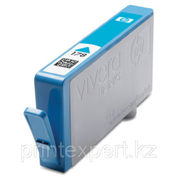 Картридж HP CB318 Cyan №178, 4ml,