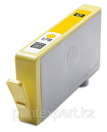 Картридж HP CB320 Yellow №178, 4ml