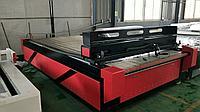Лазерный станок CO2 типа с системой автоподачи материала и функцией CCD