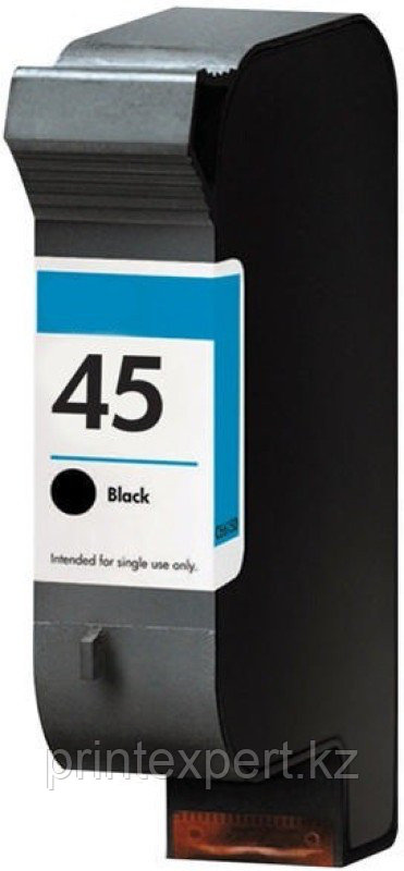 Картридж HP 51645AE Large Black Inkjet Print Cartridge №45, 42ml, for  DJ8xx/11xx/16xx OEM