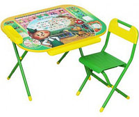Набор мебели Дэми Дошколёнок Чиполлино зеленый, фото 1