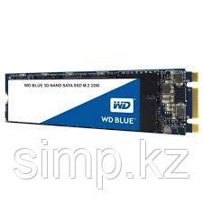 Твердотельный накопитель 250GB SSD WD WDS250G2B0B Серия BLUE 3D NAND M.2 2280