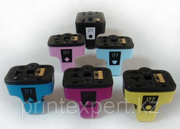 Картридж HP C8771HE Cyan Ink Cartridge №177, 5.5ml,, фото 2