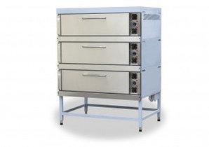 Шкаф пекарский 3x-секционный ШПЭоц-3