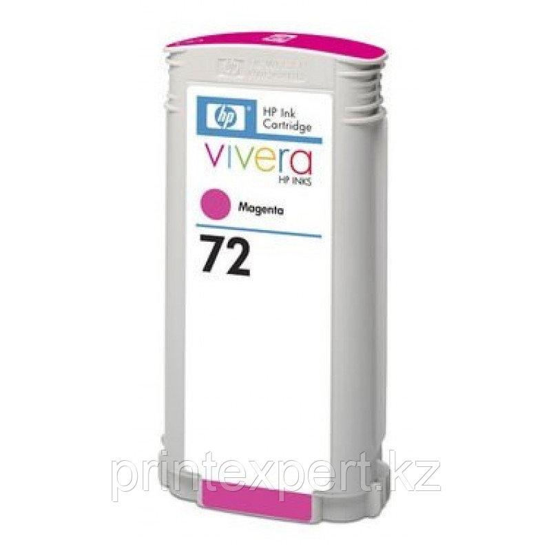 Картридж HP C9372A Magenta №72, for DJ T610/T1100 130ml JET TEK