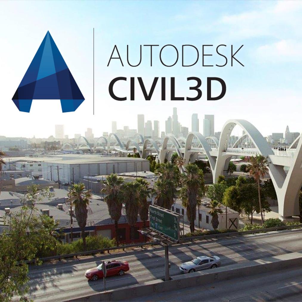 Топографо-геодезические в Autodesk Civil 3D