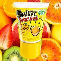 Жев.резинка Tubble Gum Smiley 35 гр (36 шт в упаковке)