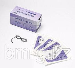 Полиглактин 910 (ПГЛА), плетеная, нити хирургические, синтетические, рассасывающиеся