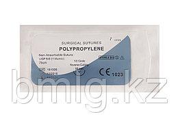 Шовный материал Полипропилен (PolypropyleneMonofilament)