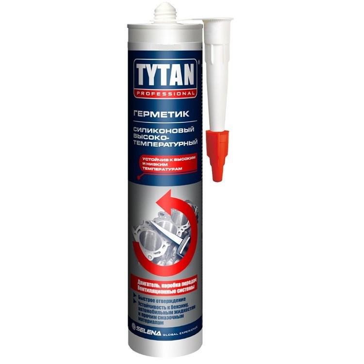 Герметик высокотемпературный красный TYTAN