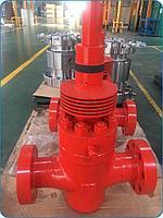 Дроссельный клапан API 6A, фото 1