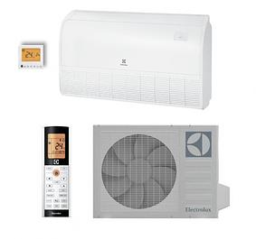 Напольно-потолочные сплит-системы Electrolux с инверторным управлением