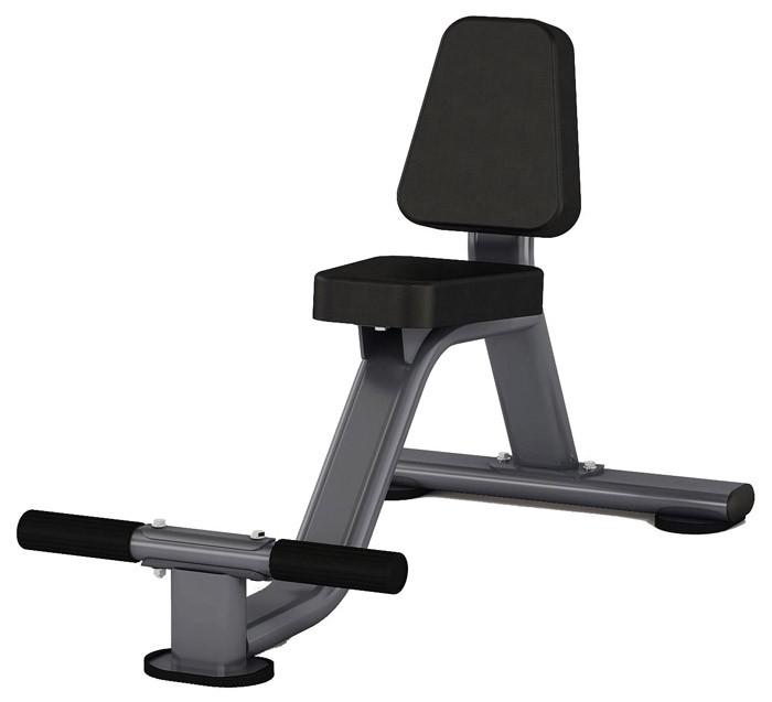 Олимпийская скамья сидя DR024
