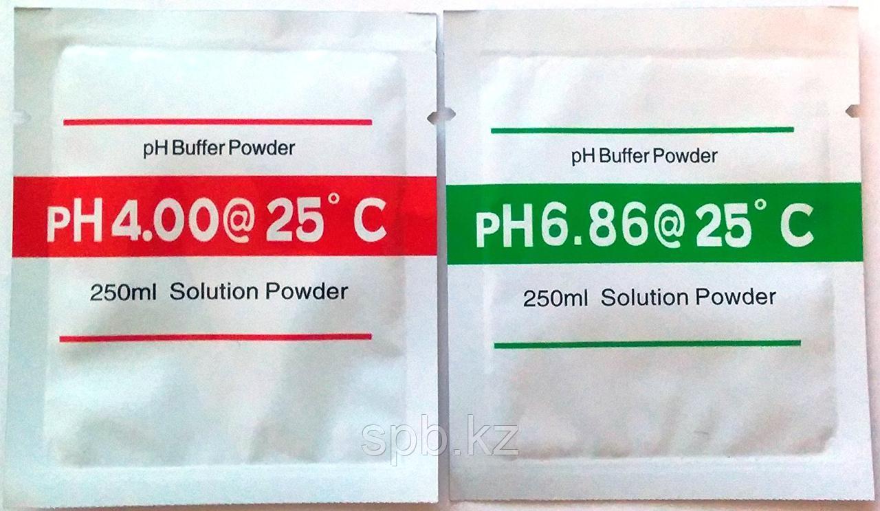 Калибровочные порошки pH 4.0 и pH 6.86