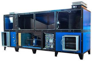 Оборудование для помещений бассейнов Breezart