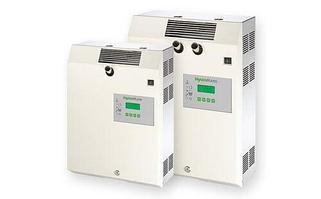 Пароувлажнители на нагревательных элемента серии HeaterLine