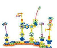Набор-конструктор робототехники для изучения простых механизмов (116 предметов)
