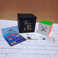 Скоростной кубик YuXin Huanglong 3x3 Magnetic