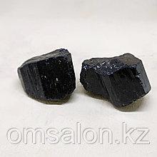 Турмалин черный, кусковой