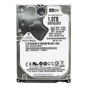 WD Жесткий диск повышенной надежности для ноутбука WD10JUCT