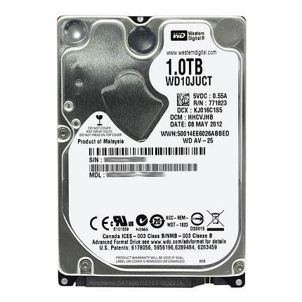 WD Жесткий диск повышенной надежности для ноутбука WD10JUCT, фото 2
