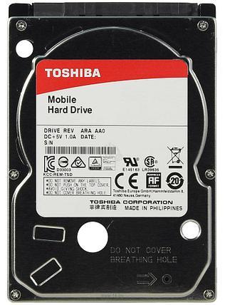 TOSHIBA Жесткий диск для ноутбука MQ01ABF050M , фото 2