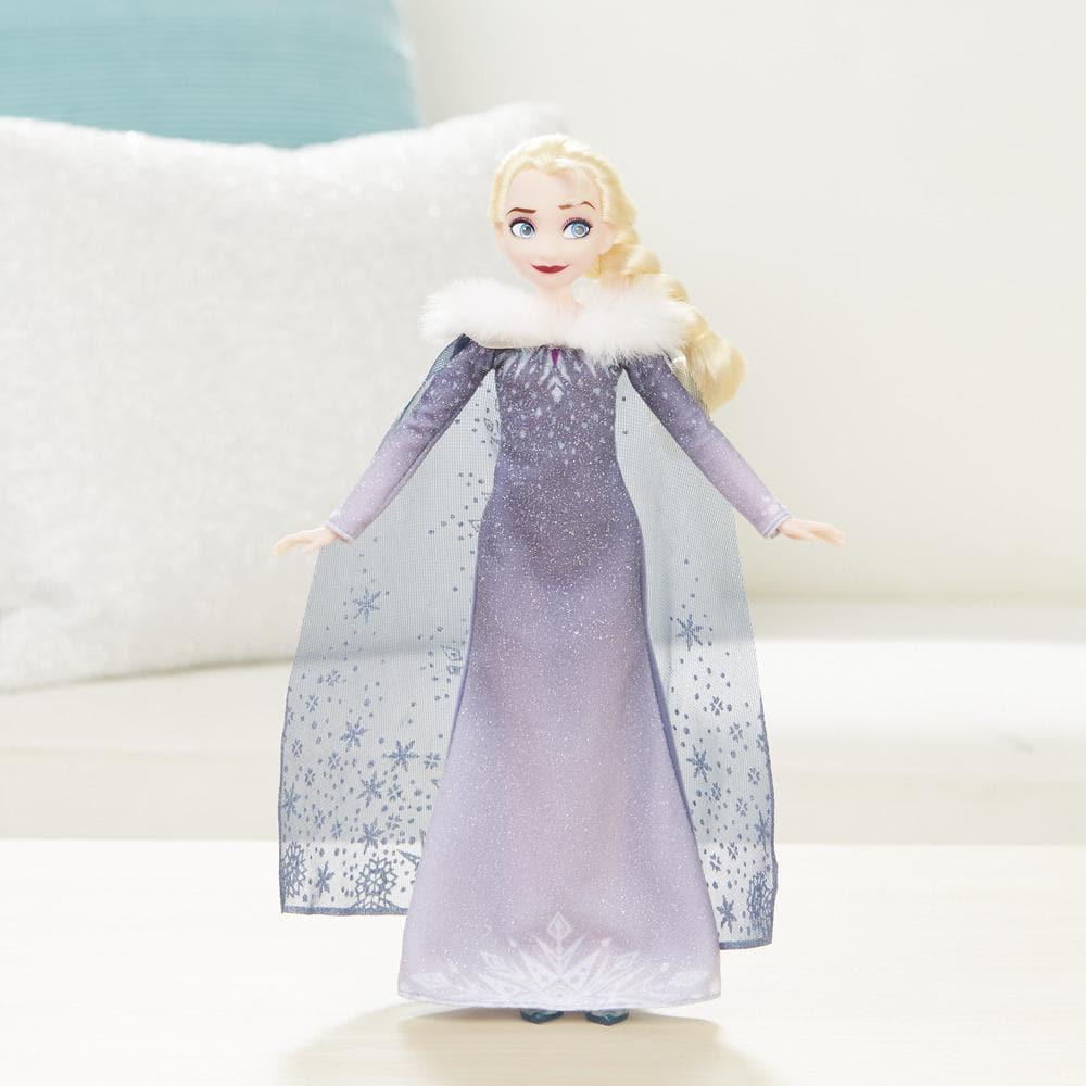 Hasbro Disney Princess Кукла Холодное Сердце Поющая Эльза