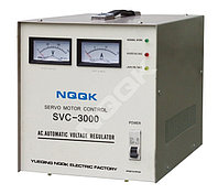Регулятор напряжения однофазный серии SVC 3KVA