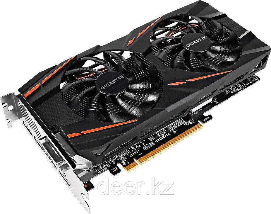 Видеокарта Gigabyte GV-RX580GAMING-4GD 1.1 4GB AMD RADEON RX 580