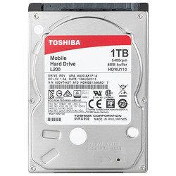 TOSHIBA Жесткий диск для ноутбука HDWJ110UZSVA