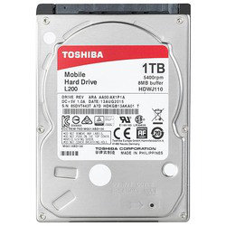 TOSHIBA Жесткий диск для ноутбука HDWJ110UZSVA, фото 2