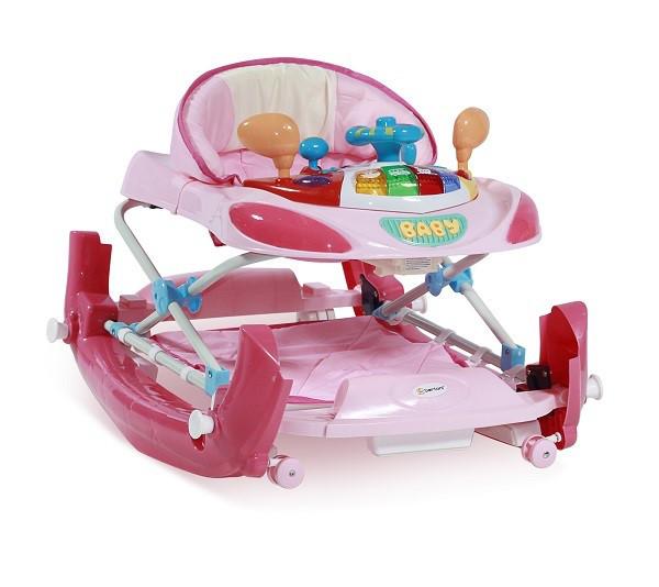 Bertoni Ходунки Bertoni SWING EB W1224CE (Розовый / Pink 0002)