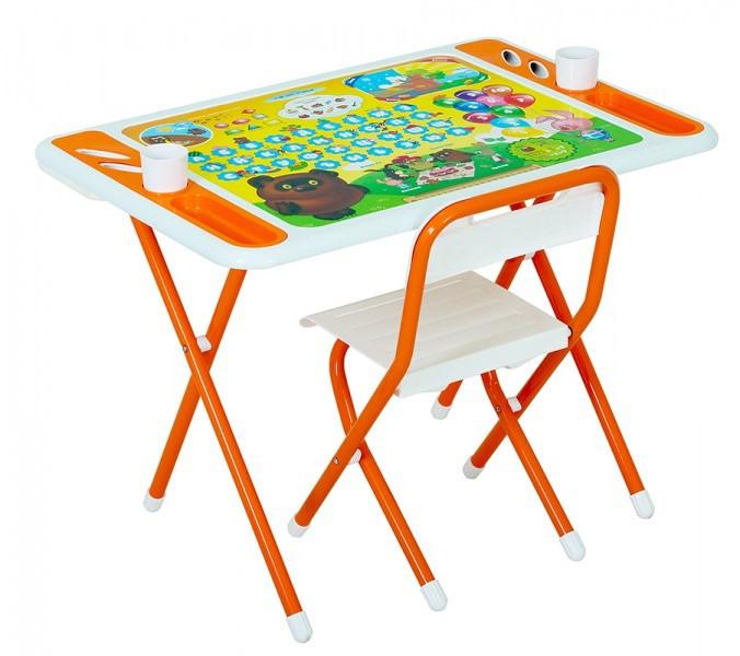 Дэми Набор мебели Дэми №у3-05 Damibaby evro (бело-оранжевый) Винни-пух