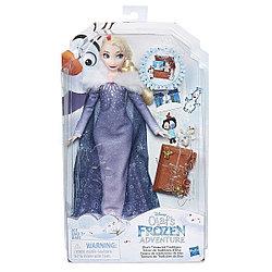 Hasbro Disney Princess Холодное сердце Рождество с Олафом Эльза