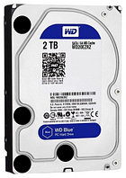 "Жёсткий диск WD Blue WD20EZRZ 2ТБ 3,5"" 5400RPM 64МB (SATA-III)"
