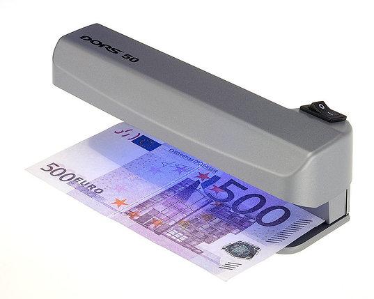 DORS 50 Ультрафиолетовый детектор валют, фото 2